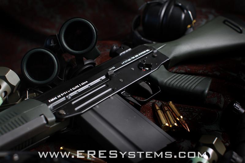 FAMAE SG 542 ERE Elite rifle