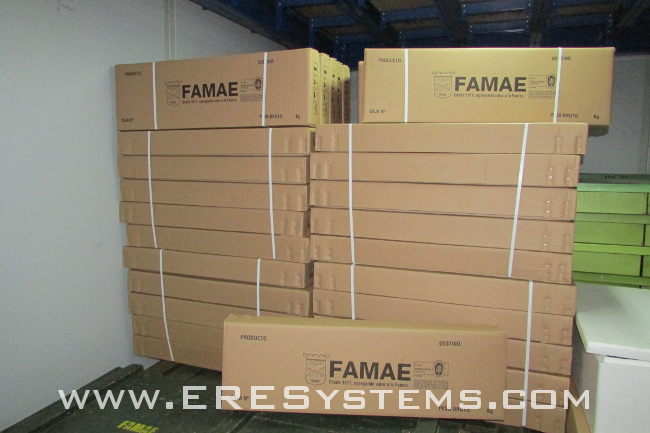 FAMAE SG-540-1 and 542-1 rifles ready to be shipped to Canada