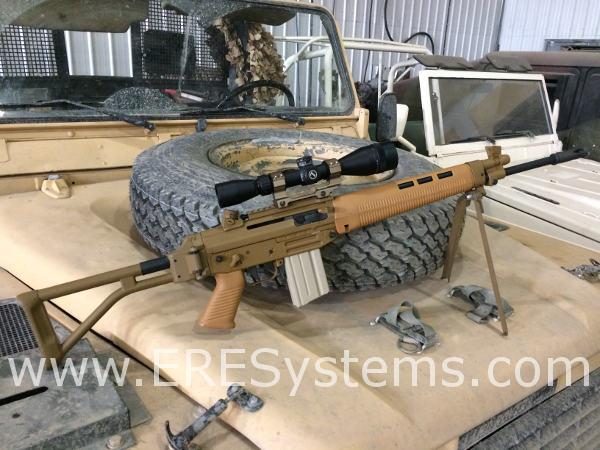 FAMAE Rifle Side Folder Stock