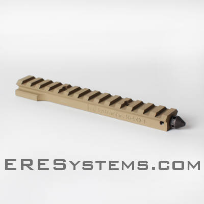 SG-540 Short Scope Rail Tan
