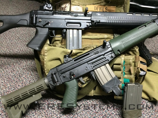 ERE Systems - After Market Sig Classic Magazine Conversion kit